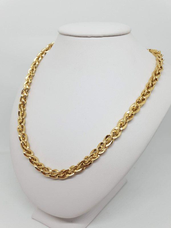 Zlaté náhrdelníky